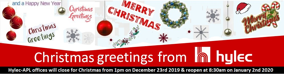 Christmas 2019 Closure