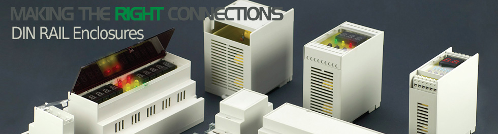 Hylec-APL DIN Rail Enclosures