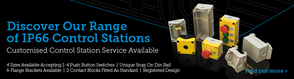 Customised Control Station Service Available - ask for more details