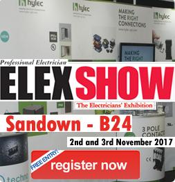 Elexshow 2nd & 3rd November Sandown