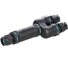 Weatherproof/Waterproof Connectors Range - TeeTube - THB.399.A3A.Z