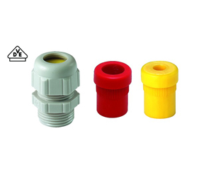 Cable Glands/Grommets - Nylon Metric Cable Glands - 18M206595 T