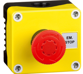 Control Stations - Emergency Stop Stations - 1DE.01.01AB-POS