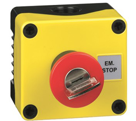 Control Stations - Emergency Stop Stations - 1DE.01.03AB