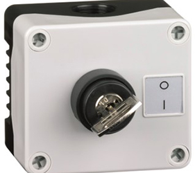 Control Stations - Selector Switches - 1DE.01.09AB
