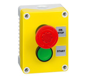 Control Stations - Emergency Stop Stations - 1DE.02.01AG