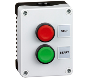 Control Stations - Push Buttons, Flush Head - 1DE.02.02AB