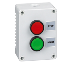 Control Stations - Push Buttons, Flush Head - 1DE.02.02AG