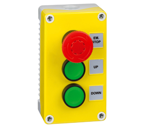 Control Stations - Emergency Stop Stations - 1DE.03.01AG