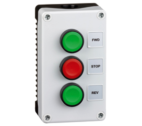 Control Stations - Push Buttons, Flush Head - 1DE.03.02AB