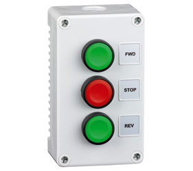 Control Stations - Push Buttons, Flush Head - 1DE.03.02AG