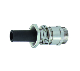 Cable Glands/Grommets - Nickel Plated Brass Metric Cable Glands - 23.629M32K