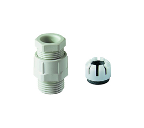 Cable Glands/Grommets - Nylon Metric Cable Glands - 28.607M12PA