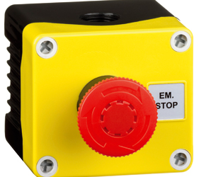 Control Stations - Emergency Stop Stations - 2DE.01.01AB