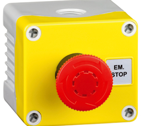 Control Stations - Emergency Stop Stations - 2DE.01.01AG