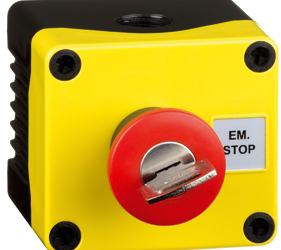 Control Stations - Emergency Stop Stations - 2DE.01.03AB