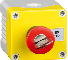 Control Stations - Emergency Stop Stations - 2DE.01.03AG