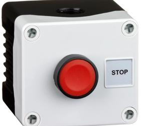 Control Stations - Push Buttons, Flush Head - 2DE.01.04AB