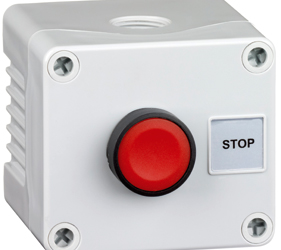 Control Stations - Push Buttons, Flush Head - 2DE.01.04AG