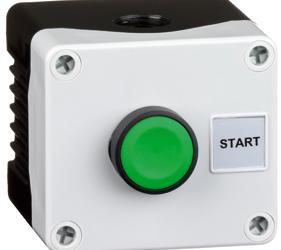 Control Stations - Push Buttons, Flush Head - 2DE.01.06AB