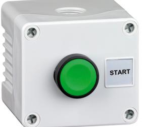 Control Stations - Push Buttons, Flush Head - 2DE.01.06AG