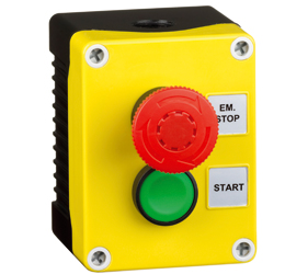 Control Stations - Emergency Stop Stations - 2DE.02.01AB