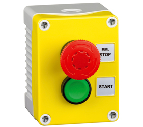 Control Stations - Emergency Stop Stations - 2DE.02.01AG