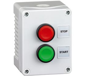 Control Stations - Push Buttons, Flush Head - 2DE.02.02AG