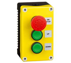 Control Stations - Emergency Stop Stations - 2DE.03.01AB