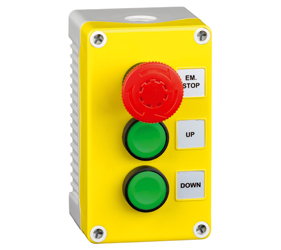 Control Stations - Emergency Stop Stations - 2DE.03.01AG