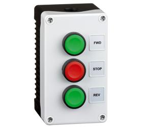 Control Stations - Push Buttons, Flush Head - 2DE.03.02AB
