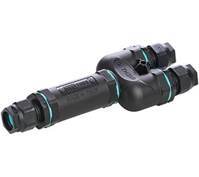 Weatherproof/Waterproof Connectors Range - TeeTube - THB.399.A5A