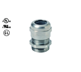Cable Glands/Grommets - Stainless Steel Metric Cable Glands - 50.640 ES