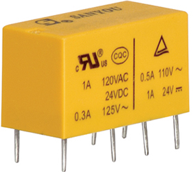 Clearance - Relays - DSY2Y-S-224L