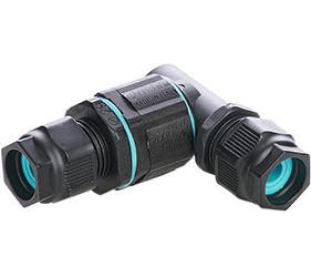 Weatherproof/Waterproof Connectors Range - TeeTube - THB.390.B3B