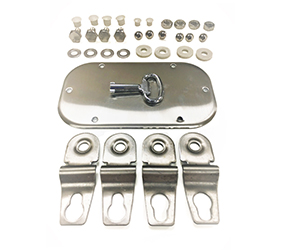 Enclosures - Stainless Steel Door Enclosures - DEDSS3102