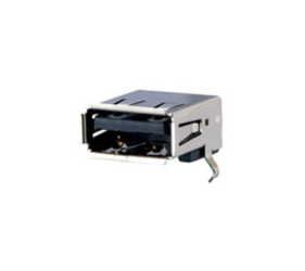 PCB Terminal Blocks, Connectors and Fuse Holders - PC Board Jacks RJ/USB - AJS05G4413-005
