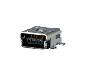 PCB Terminal Blocks, Connectors and Fuse Holders - PC Board Jacks RJ/USB - AJS08G5513-001