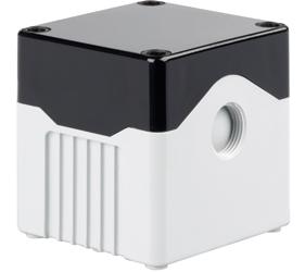 Enclosures - Rectangular Enclosures/Junction Boxes - DE01D-A-BG-0