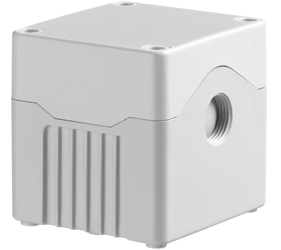 Enclosures - Rectangular Enclosures/Junction Boxes - DE01D-A-GG-0