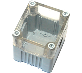 Enclosures - Rectangular Enclosures/Junction Boxes - DE01D-A-TG-0