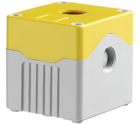 Enclosures - Rectangular Enclosures/Junction Boxes - DE01D-A-YG-1