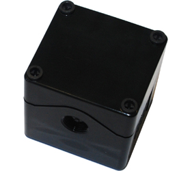 Enclosures - Rectangular Enclosures/Junction Boxes - DE01D-P-BB-0