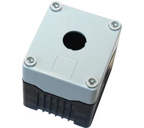 Enclosures - Rectangular Enclosures/Junction Boxes - DE01D-P-GB-1