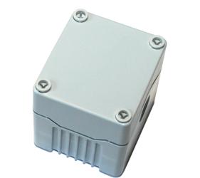 Enclosures - Rectangular Enclosures/Junction Boxes - DE01D-P-GG-0