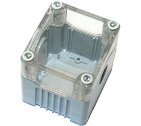 Enclosures - Rectangular Enclosures/Junction Boxes - DE01D-P-TG-0