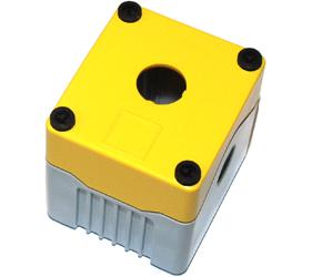 Enclosures - Rectangular Enclosures/Junction Boxes - DE01D-P-YG-1