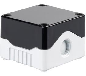 Enclosures - Rectangular Enclosures/Junction Boxes - DE01S-A-BG-0