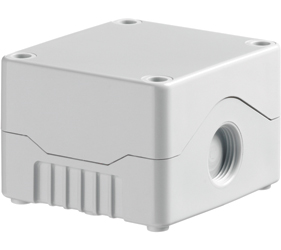 Enclosures - Rectangular Enclosures/Junction Boxes - DE01S-A-GG-0