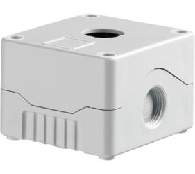 Enclosures - Rectangular Enclosures/Junction Boxes - DE01S-A-GG-1